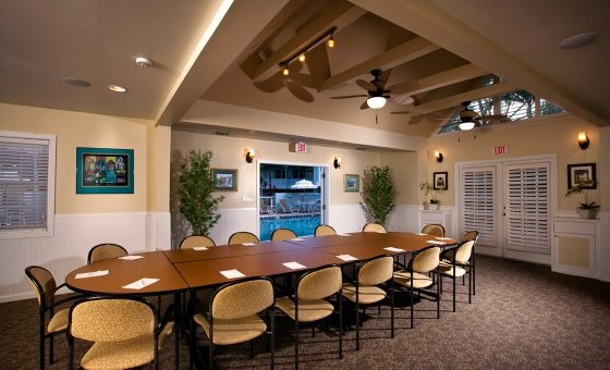 Southernmost Beach Resort conference room.