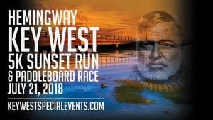 Hemingway Key West 5K Sunset Run