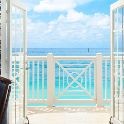 Oceanfront King Balcony at Southernmost Beach Resort.