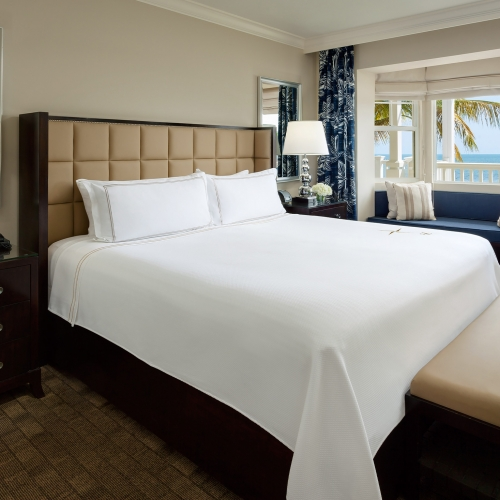 Ocean View Room at Southernmost Beach Resort.