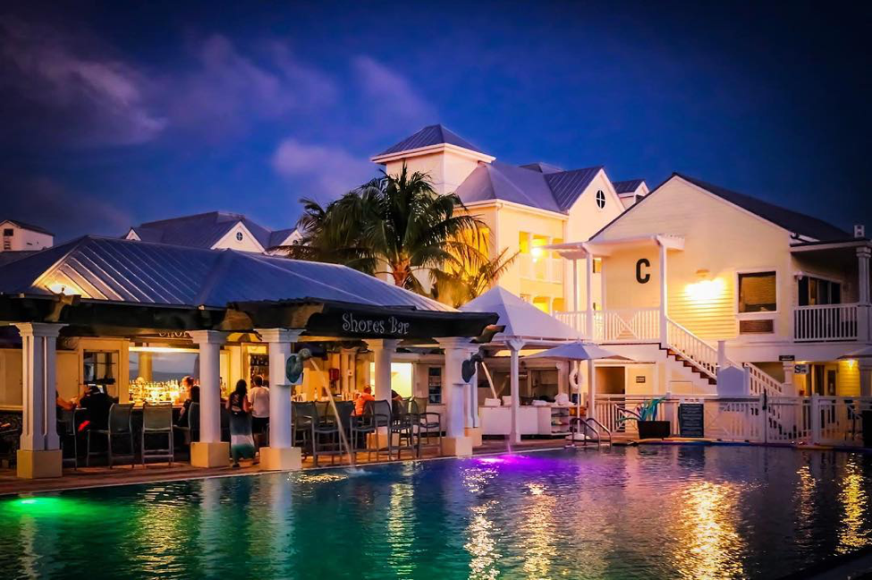 Key West Beach Resort Views