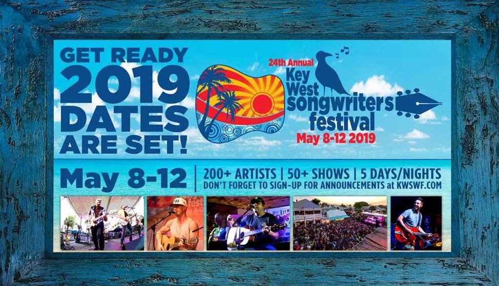 2019 Key West Festival Guide 1