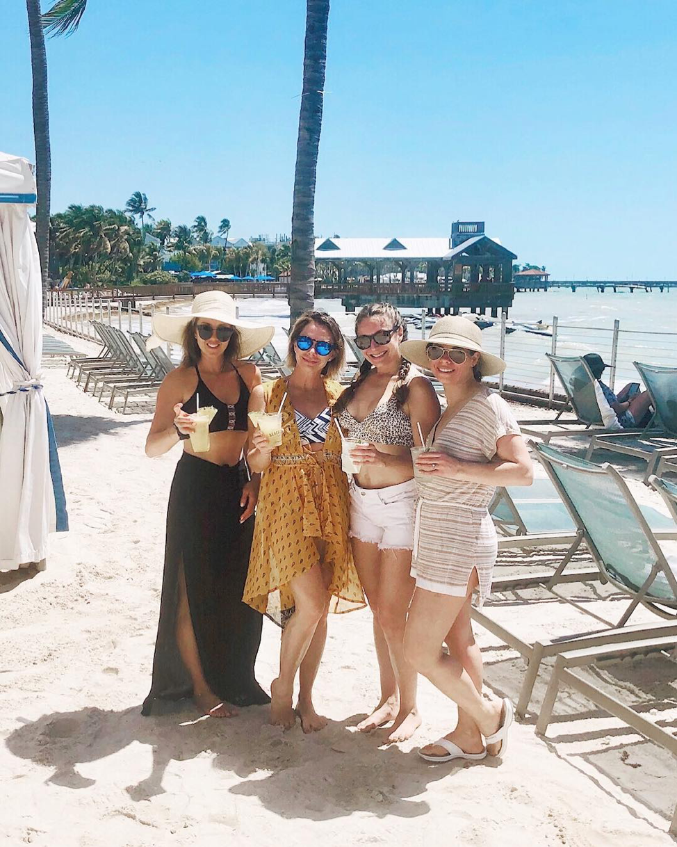 Travel with the girls is good for your health! 1
