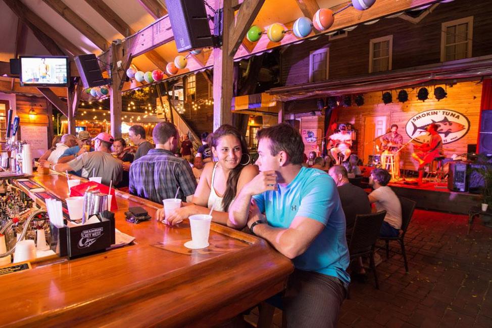 Smokin Tuna Saloon's Key West Songwriter Sessions
