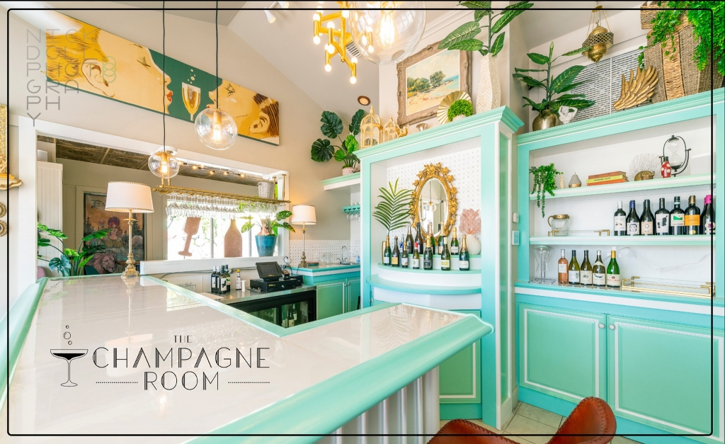 The Champagne Room in Key West