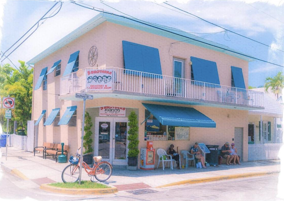 Five Brothers Grocery in Key West