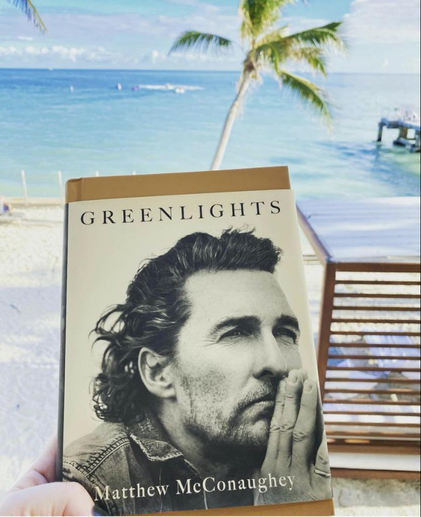 Book Greenlight by Matthew McConaughey