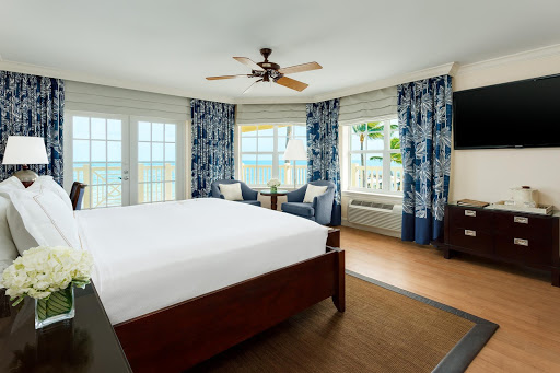 Oceanfront King Guest-Room with Atlantic Ocean Views