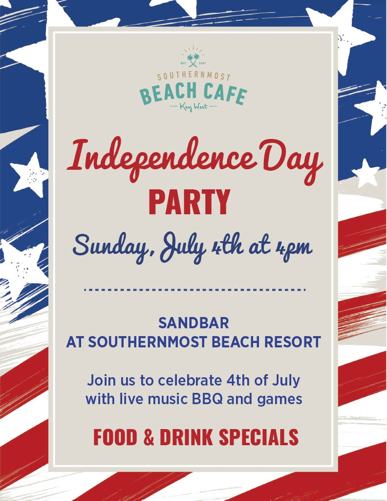 Valentine's Day 2021 at Southernmost Beach Cafe 1