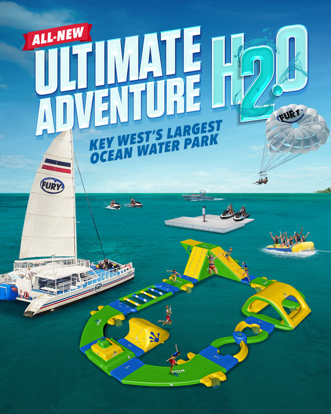 Ultimate H2O Adventure Flyer